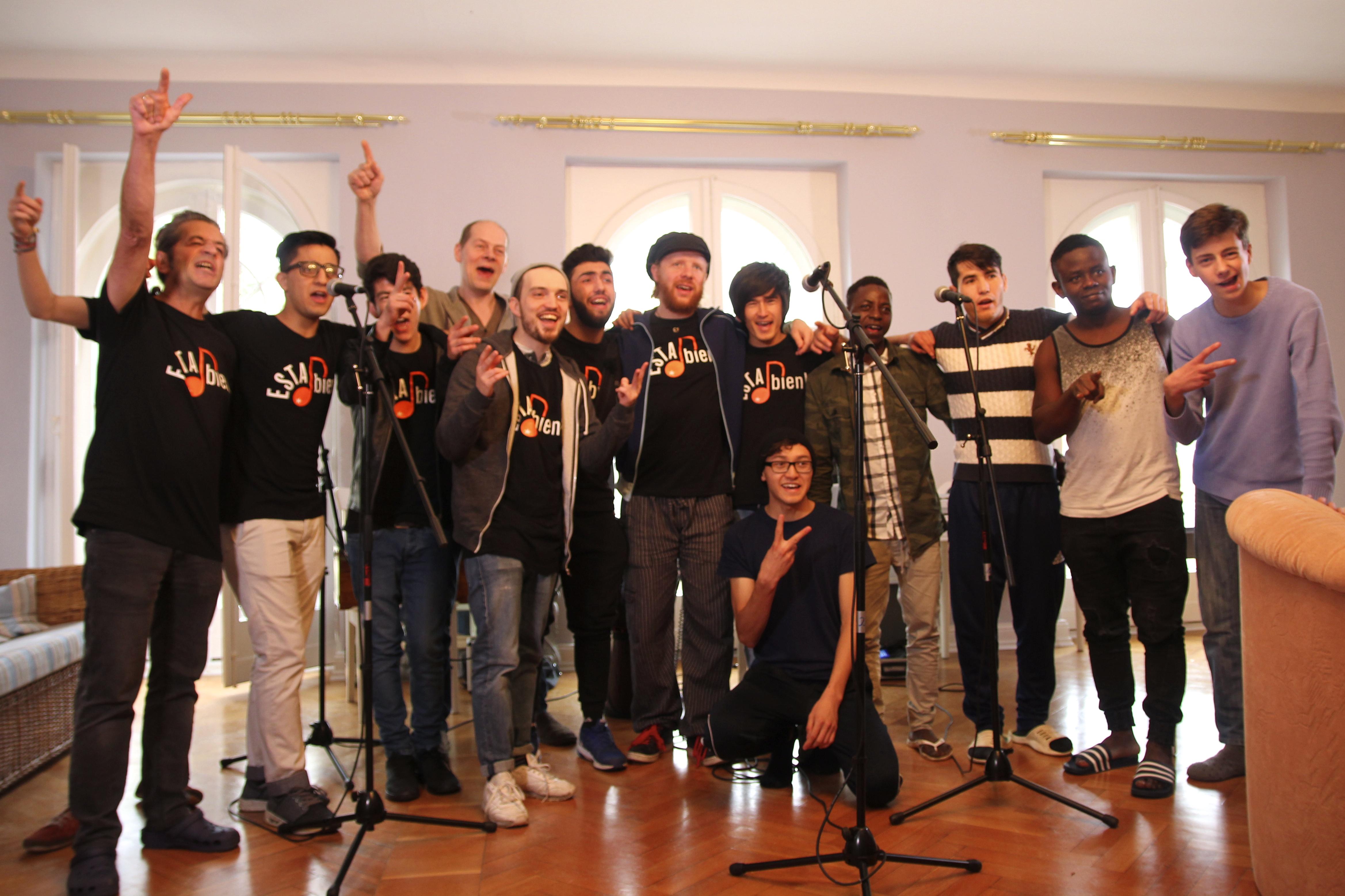 ESTAbeats DJing @ Zirkuszentrum