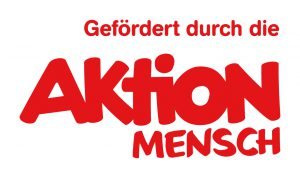 Logo Gefördert durch die Aktion Mensch